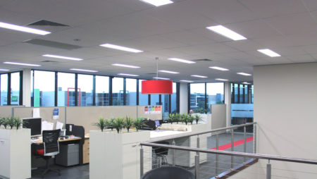 Why office lighting is important in the workplace